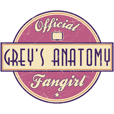 Official Grey's Anatomy Fangirl