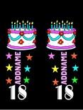 18 Year Old Birthday