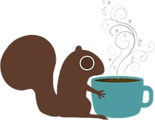 coffeesquirrelblumug