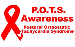 POTS Awareness Bumper Bumper Sticker