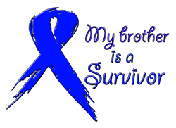 My brother is a survivor   Gifts