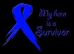 My hero is a survivor   Gifts