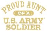 Proud Aunt U.S Army