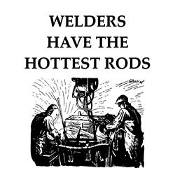welders joke Decal