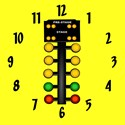 Drag racing Basic Clocks