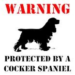 Guard Dog Cocker