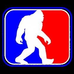 Bigfoot League Sticker