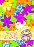 Cute 100Th Birthday
