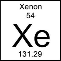 Xenon kaleb fields lessons tes teach periodic table xenon tile coaster by sciencelady urtaz Images