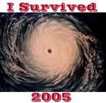 Hurricane Rita Survivor