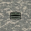 Army grandpa Black Hat