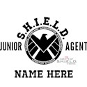 Marvels agents of shield Dog T-Shirts