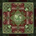 Celtic dragon Basic Clocks