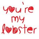 Lobster Thong Underwear