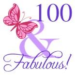 100Th Birthday Women