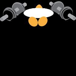 Penguins Weightlift