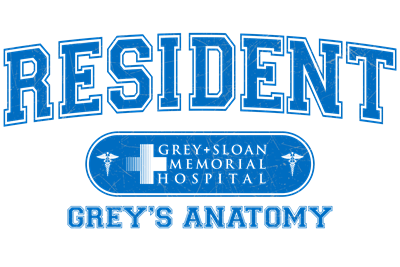 Grey's Anatomy Resident