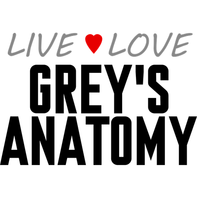 Live Love Grey's Anatomy