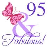 95Th Birthday Women