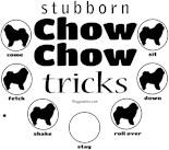 Chow Chow Angel