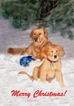 Golden Retrievers Friends
