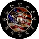 Coast guard Basic Clocks