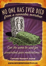 Cannabis has never killed anyone   Gifts