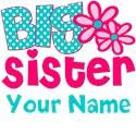 Big sister Junior Jersey T-shirt (dark)