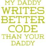 Computer Programmer Dad