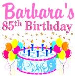 Happy 85Th Birthday