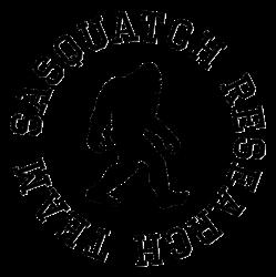 Sasquatch Research Team (Distressed) Sticker
