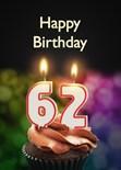 62Nd Birthday