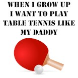 I Just Want Play Tennis You