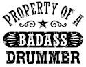 Drummer Raglan