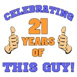 Funny 21St Birthday