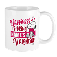 Snoopy - Happiness is Being