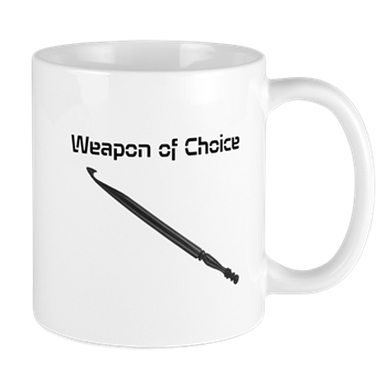 weaponofchoice Mugs