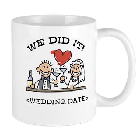 Funny Personalized Wedding Mug by tshirtsgiftsmug