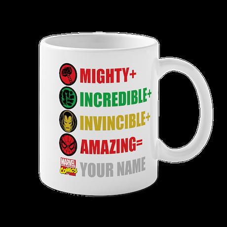 Avengers Personalized Mug