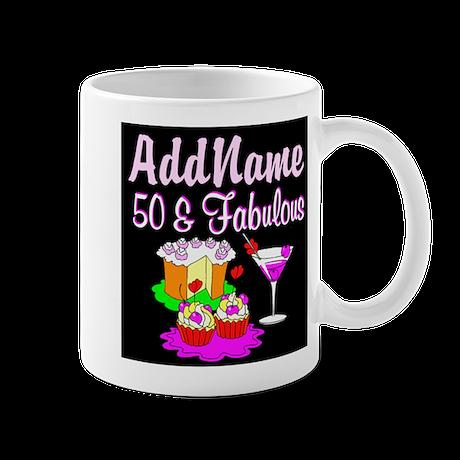 SPARKLING 50TH Mug