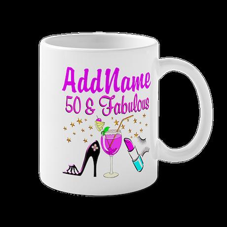 GORGEOUS 50TH Mug