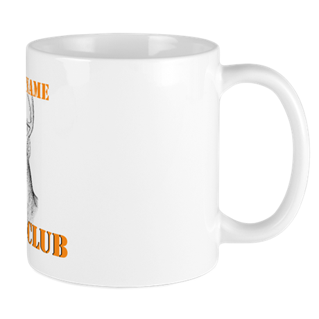 Custom Hunt Club Mug
