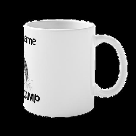 Personlize Fish Camp Mug
