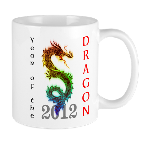 Year of the Dragon 2012 Mug