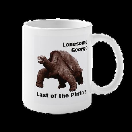 Lonesome George Mug