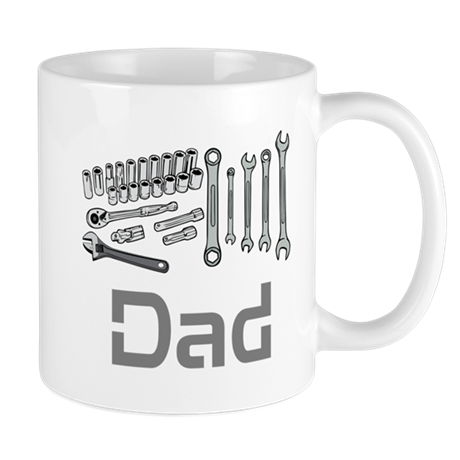 Dad, Tools, Wrenches. Mug