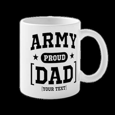 Army Mom/Dad/Sis/Bro Mug
