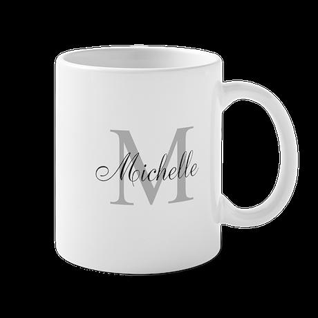 Personalized Monogram Name Mugs
