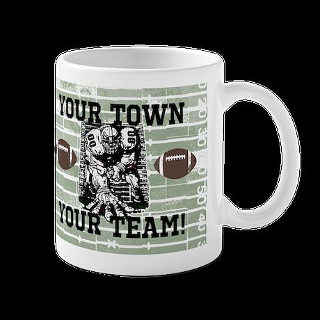Customizable Defense Mug