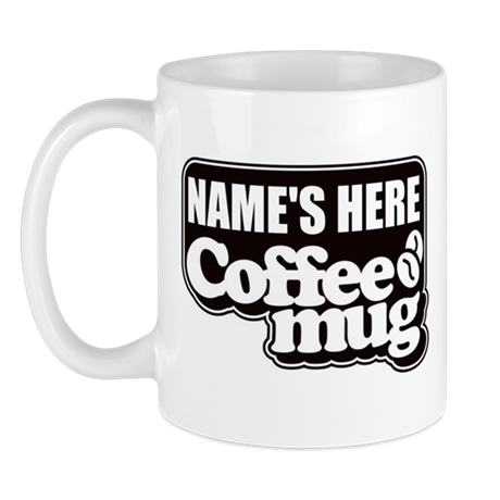 Personalized Name's Coffee Mug